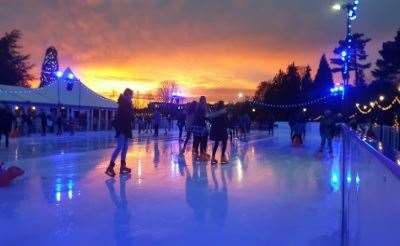 Ice skating can go ahead in Tunbridge Wells this winter