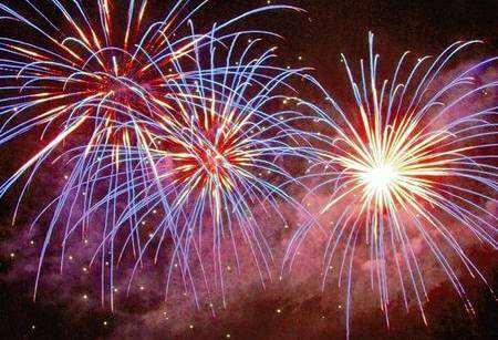 Mount ephraim fireworks