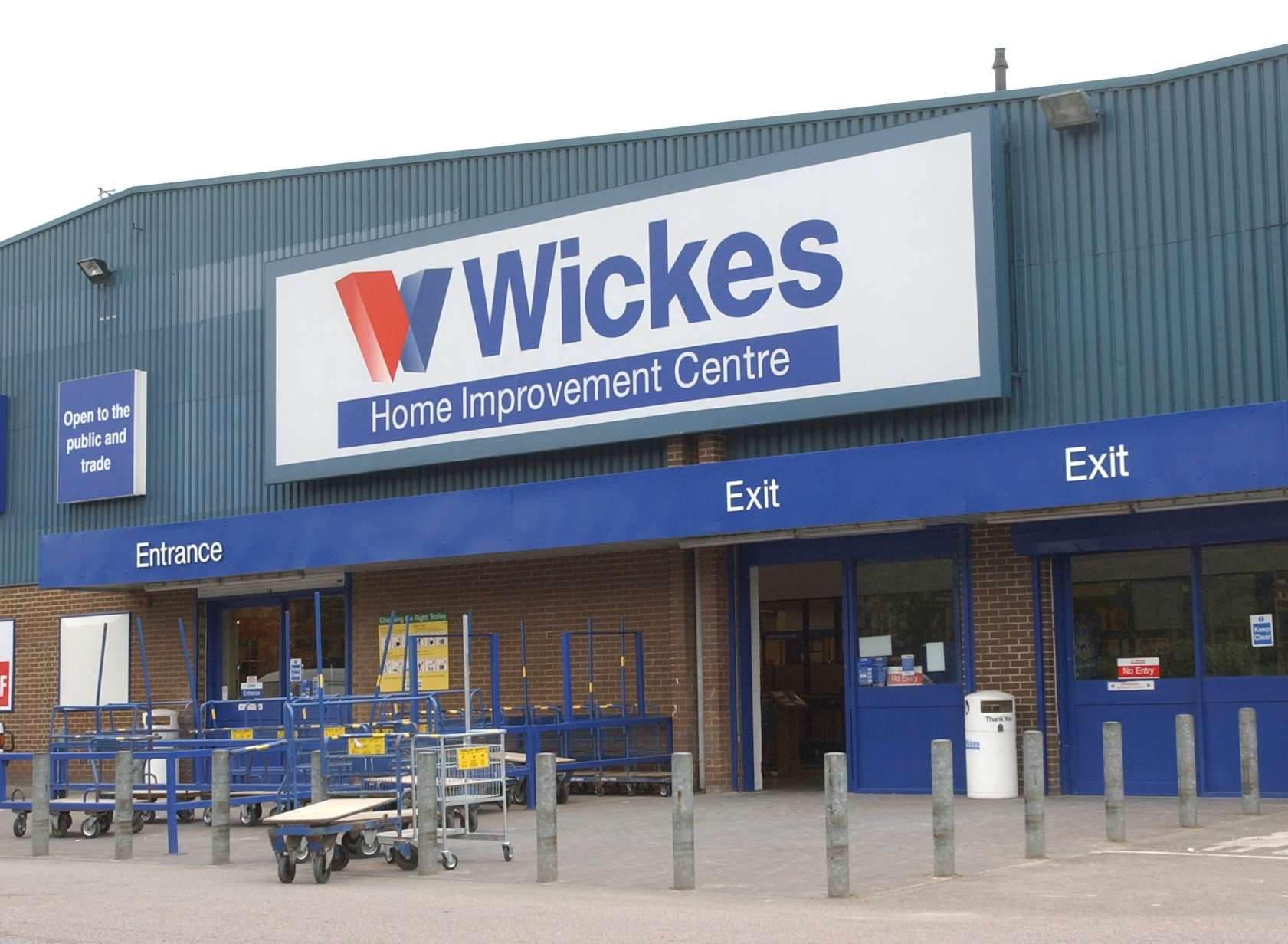 wickes site in dartford bought for 9 million. Black Bedroom Furniture Sets. Home Design Ideas