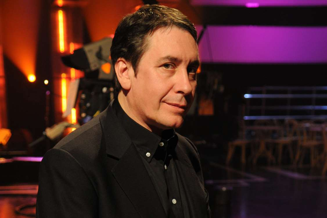 Jools Holland at Maidstone Studios. Picture: BBC