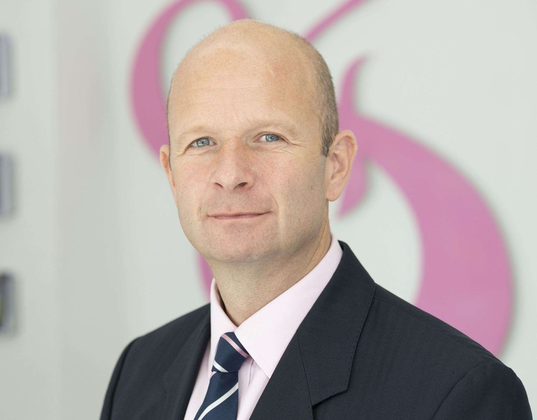 Charlie Bainbridge, director of Charles Bainbridge estate agents