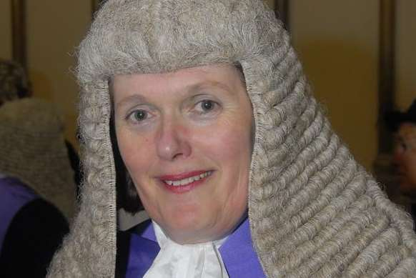 Judge Adele Williams at Canterbury Crown Court