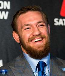 Steve fought Conor McGregor who went onto achieve global fame in the sport