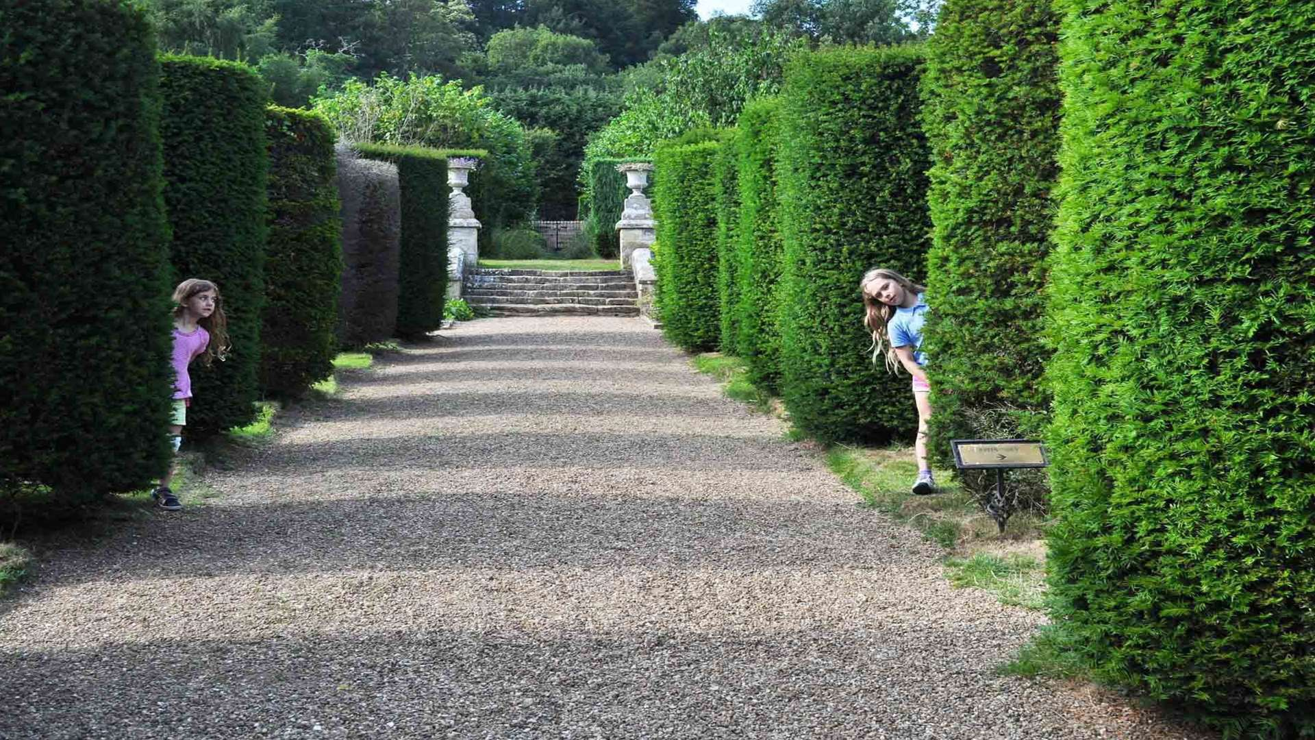 There's plenty to explore at Groombridge Place