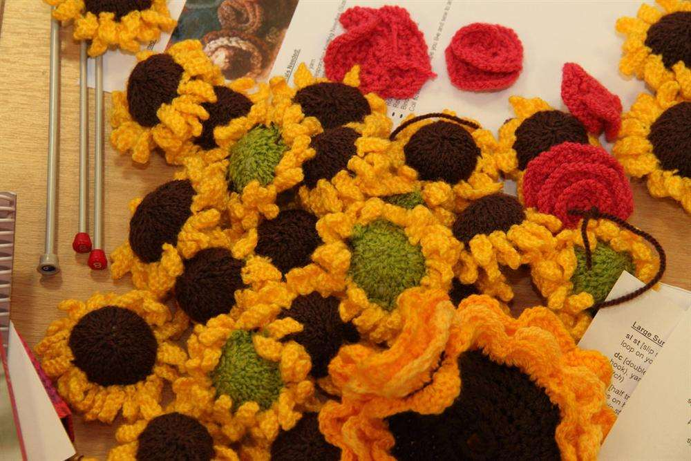 Gravesham council is looking for volunteers to help make the borough look even more beautiful with fabulous flower displays - real and knitted.
