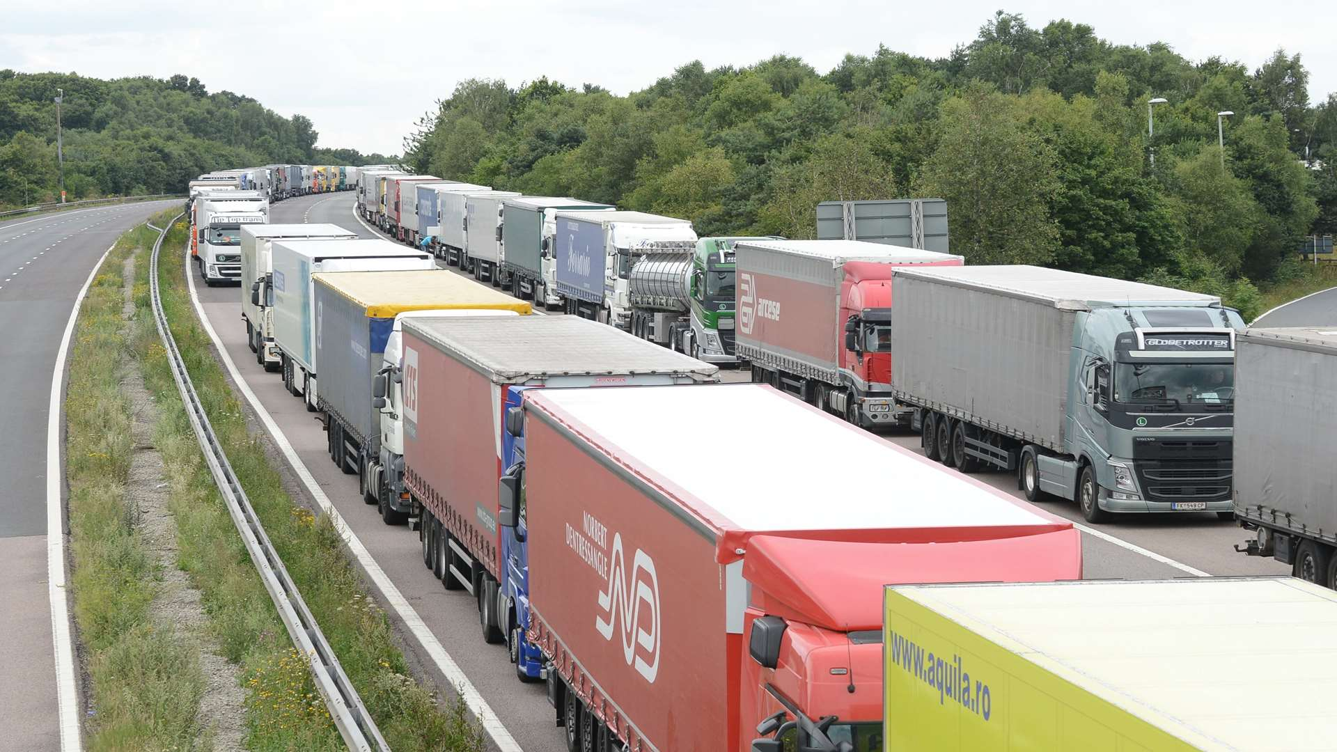 Operation Stack on the M20, July 2015