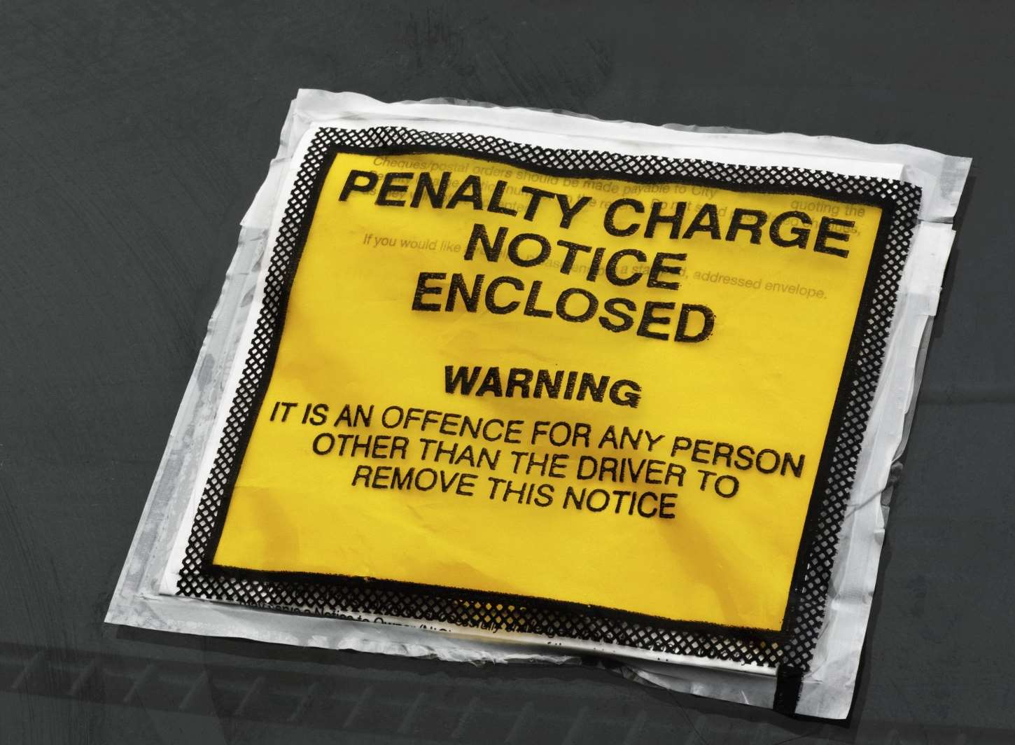 Shepway District Council said a ticket was not issued. Picture: Thinkstock Image Library.