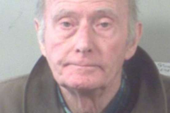 Pervert Edwin Griggs has been jailed for 15 months
