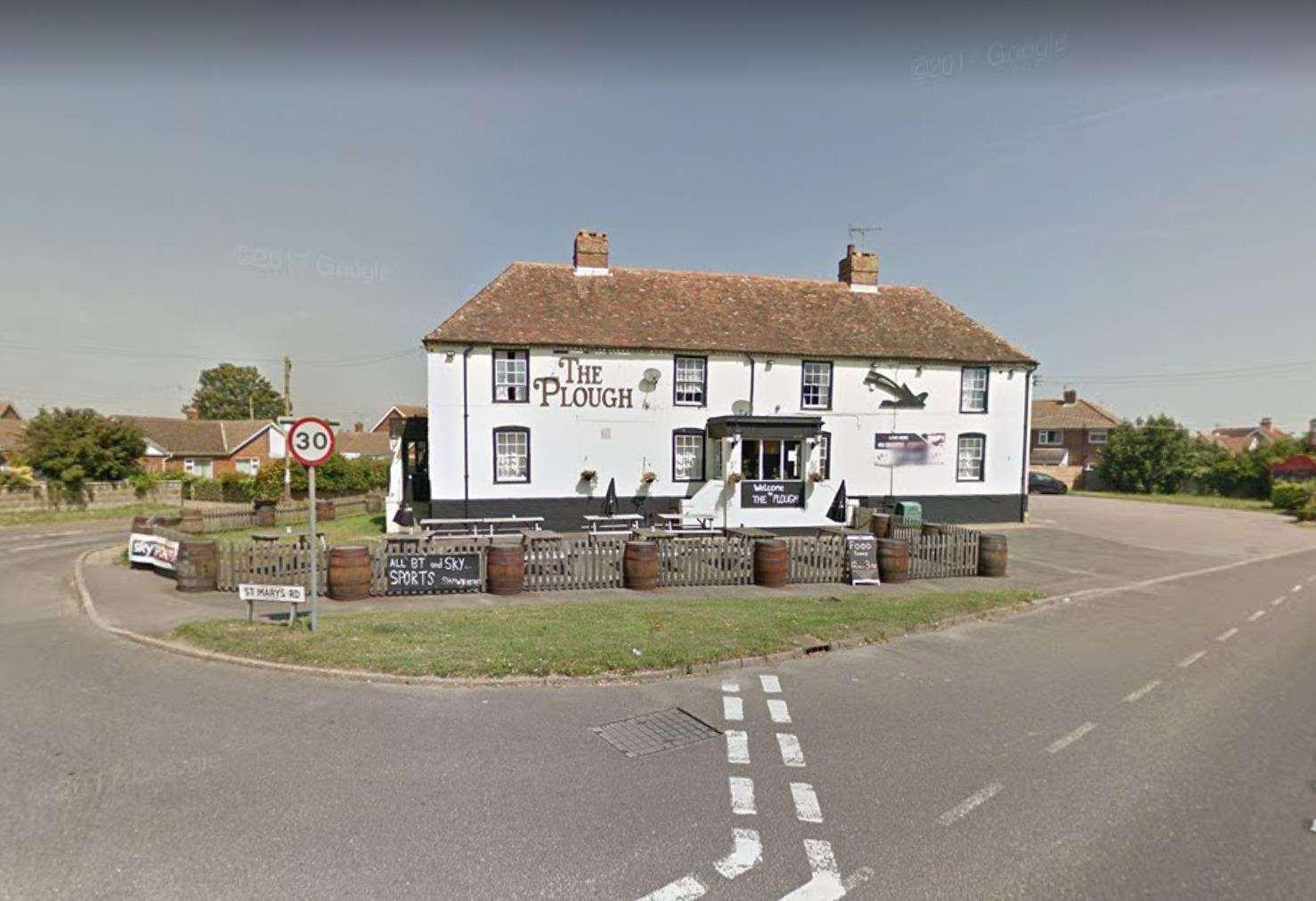 Man Found Dead Inside The Premises Of The Plough Inn New
