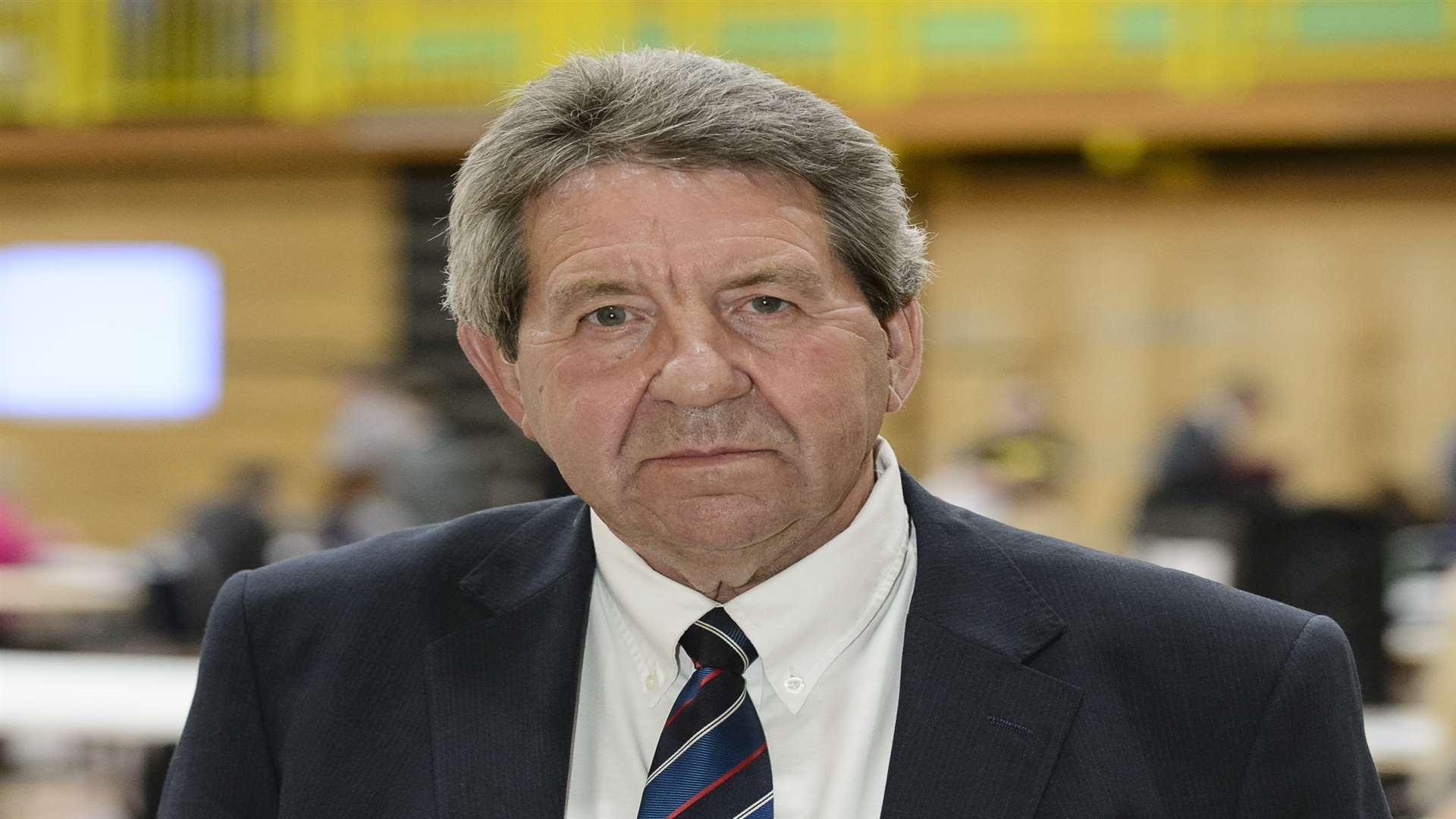 Sittingbourne and Sheppey MP Gordon Henderson