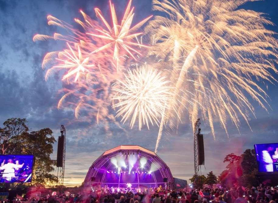Leeds castle concerts