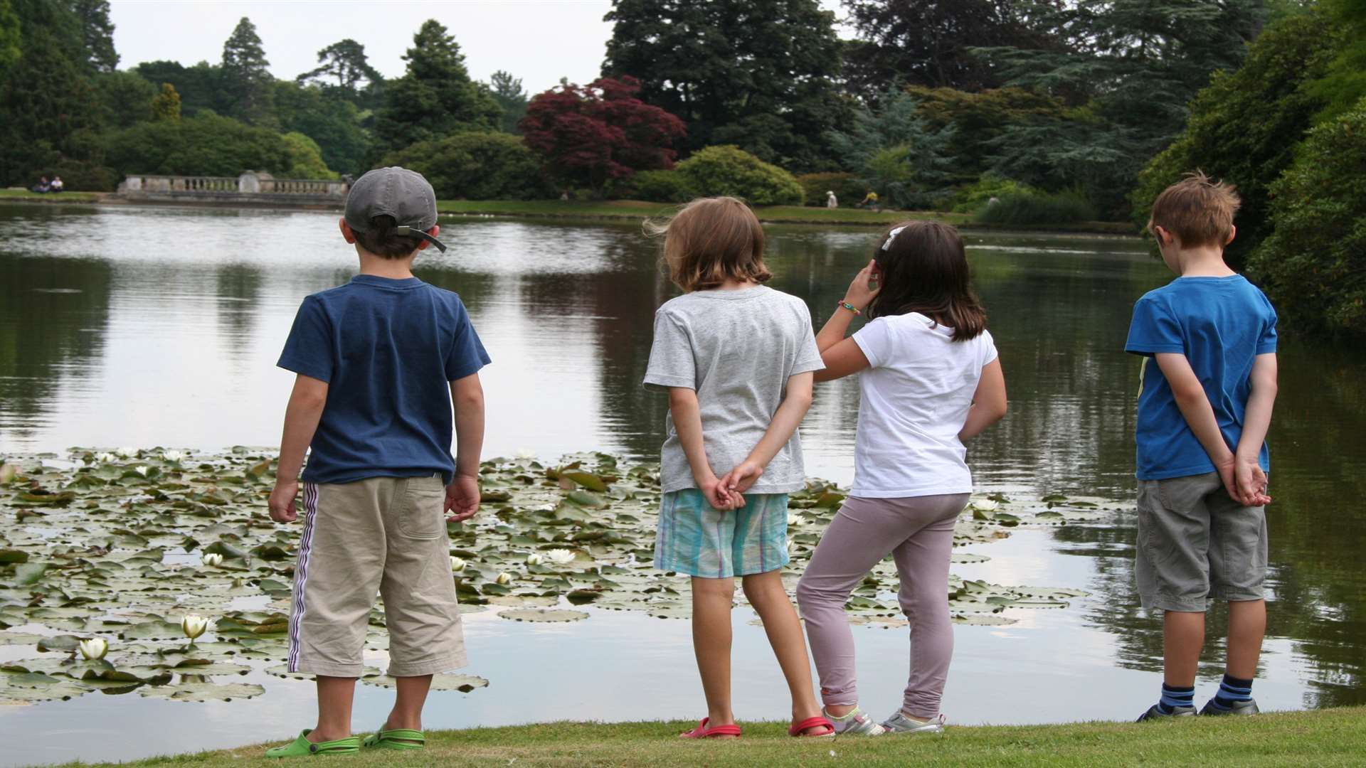 Summer holiday fun with the national Trust