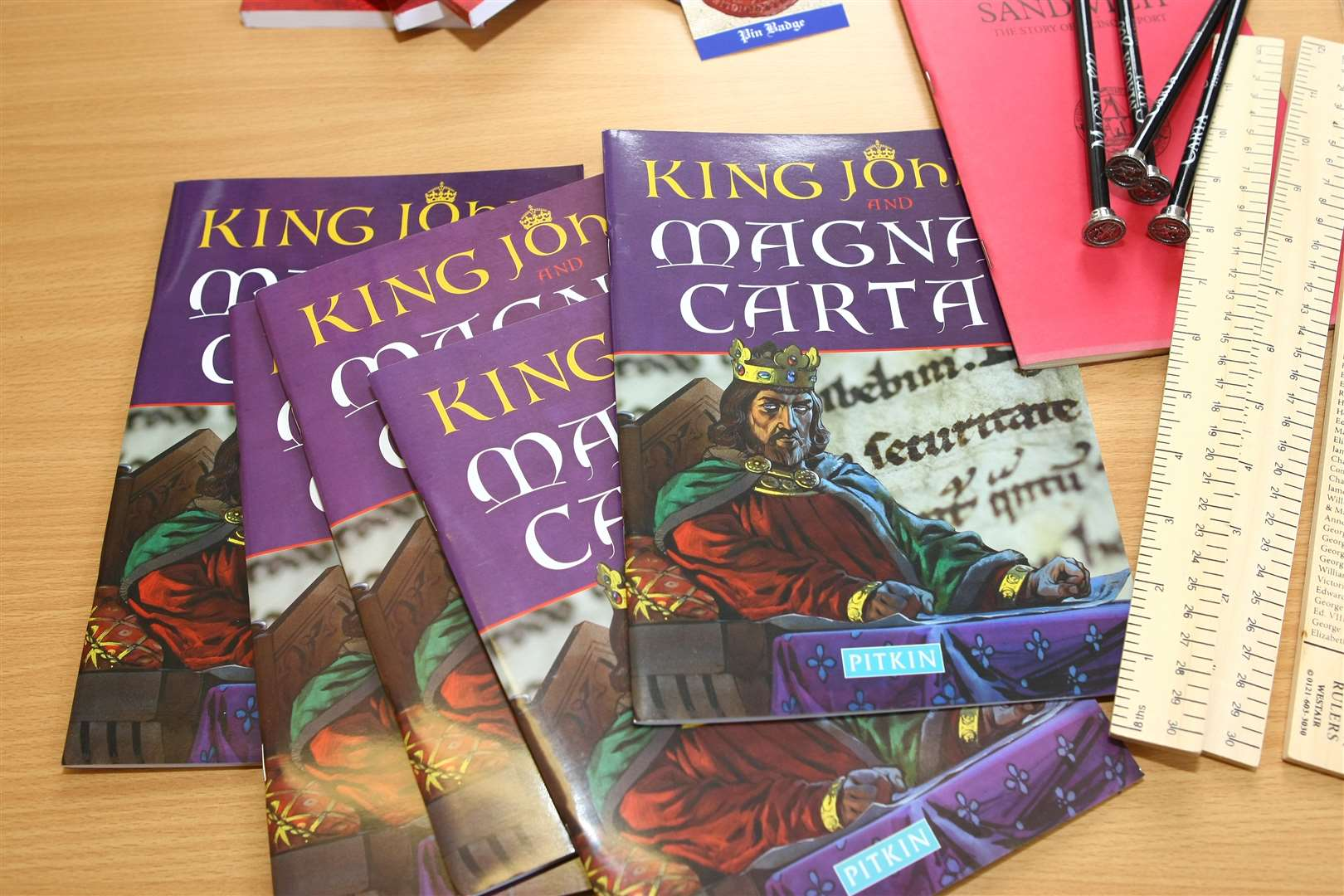 Merchandise for the Magna Carta
