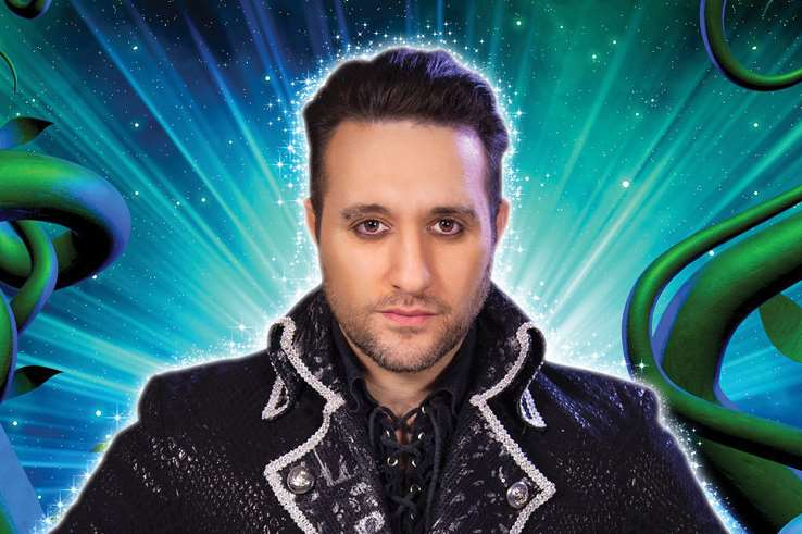 Blue star and actor Antony Costa stars in Gravesend this Christmas