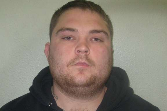 Perry Sutton, of Downs Farm, Dartford, has been jailed for 10 years