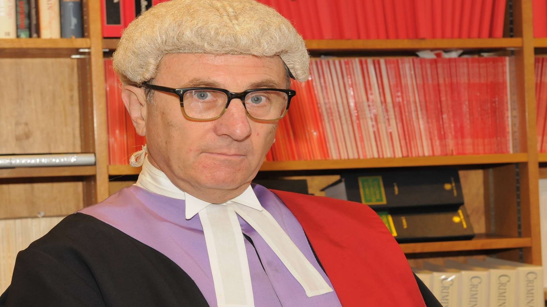 Judge David Griffith-Jones QC