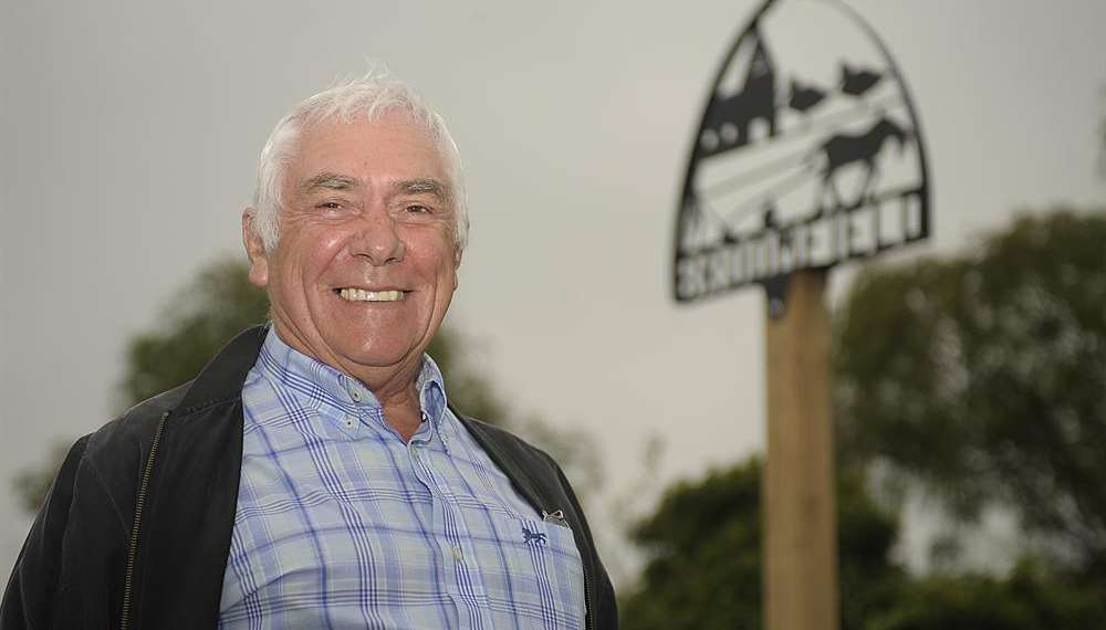 Former councillor Peter Vickery-Jones is leading the efforts