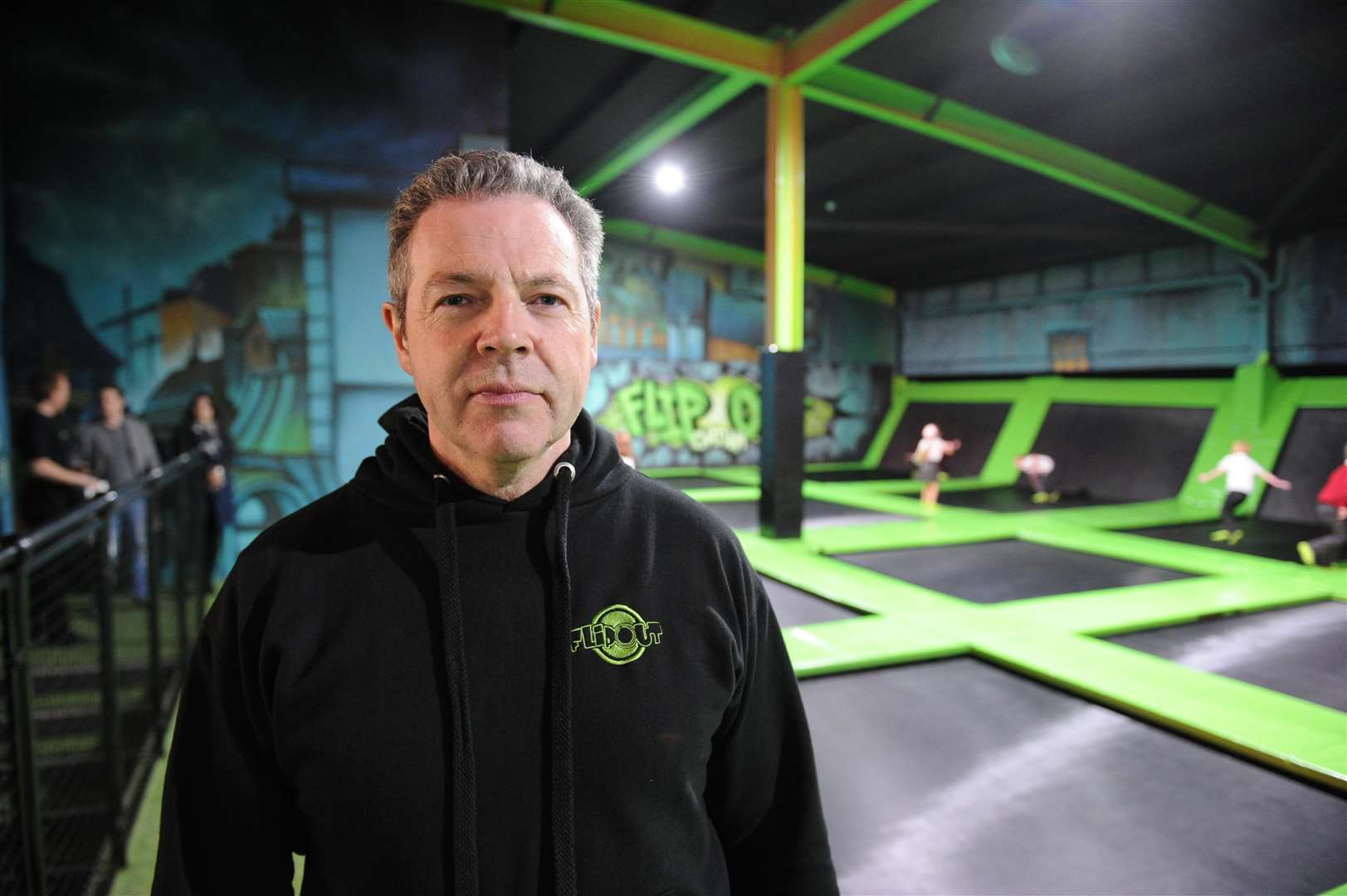Flip Out Owner Says No Room For More Rivals After Jump In