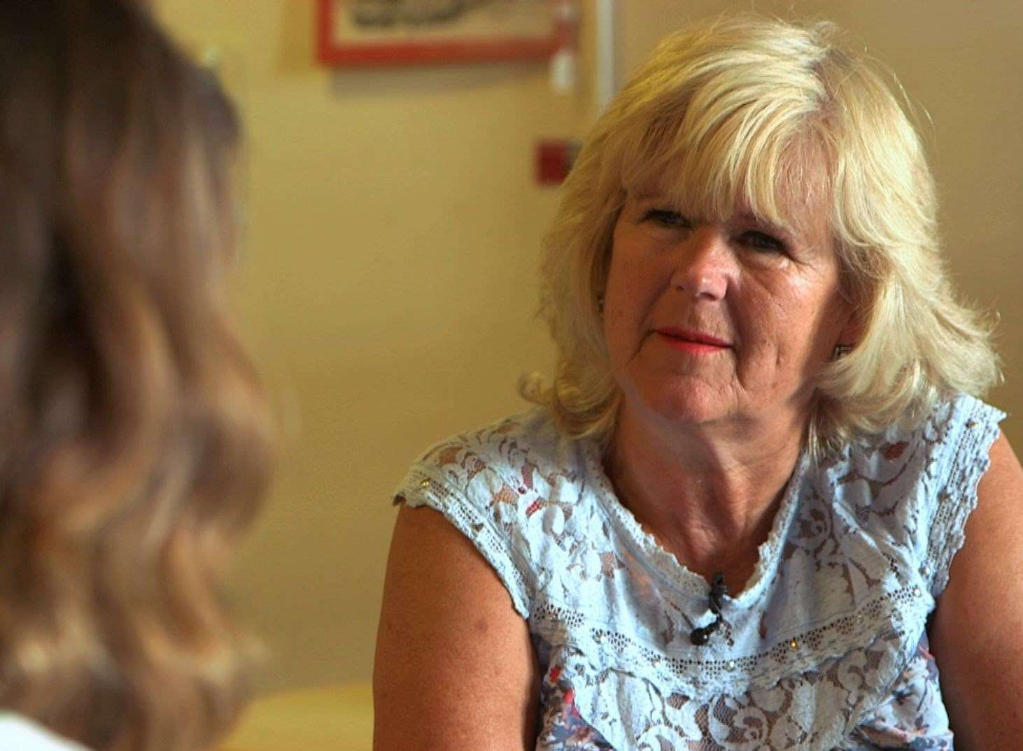 Tracy Carr and the wellbeing cafe which she founded will feature in a TV documentary tonight