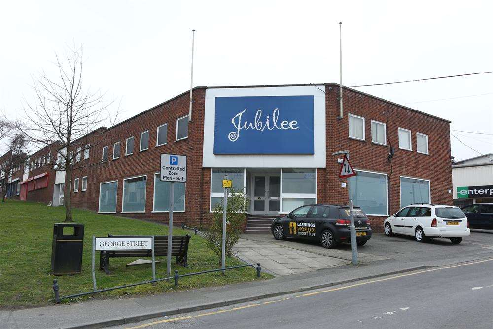 The Jubilee Church is based in Maidstone town centre.