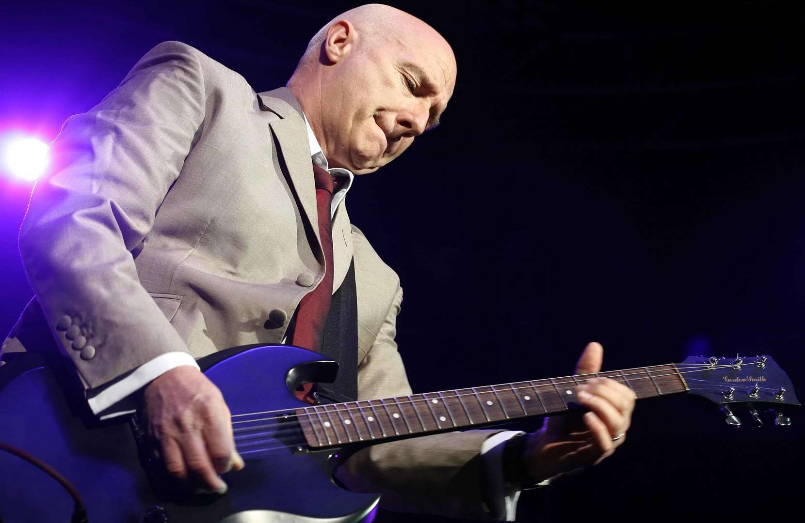 Midge Ure will play this year's Dartford Festival