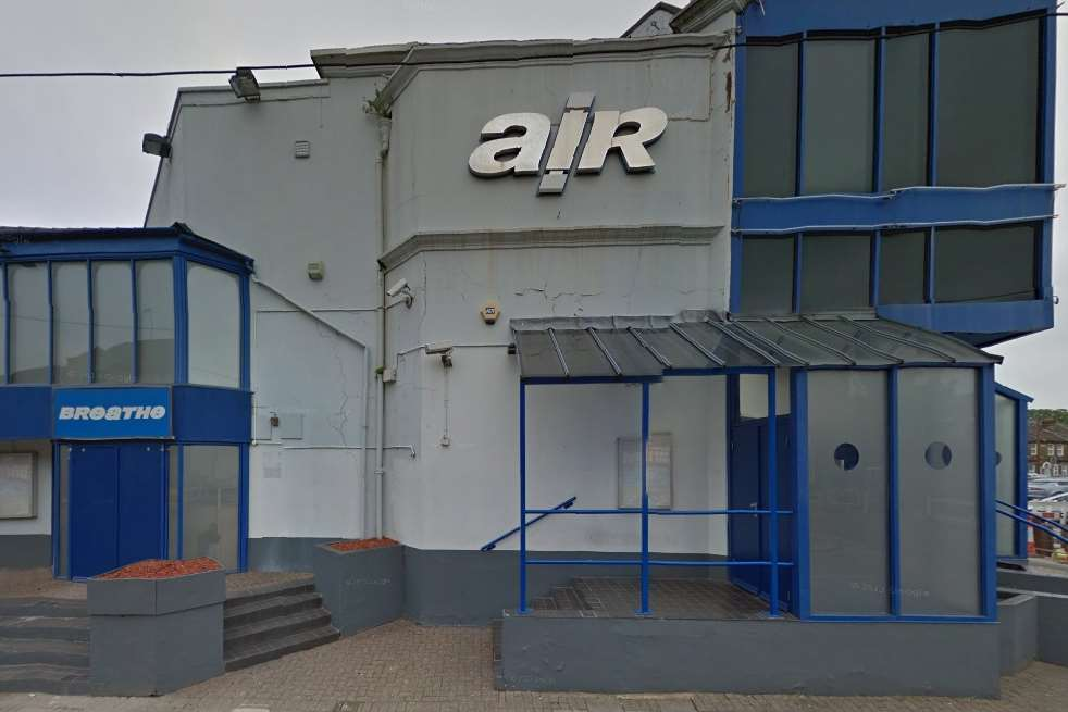 Air and Breathe nightclub in Dartford. Picture: Google Street View
