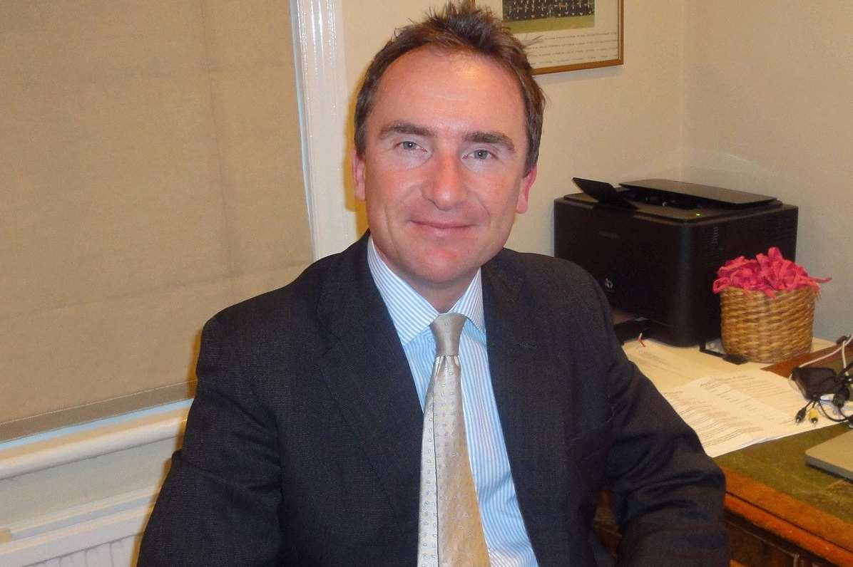 Oliver Saxby QC, who will prosecute in M1 horror crash trial