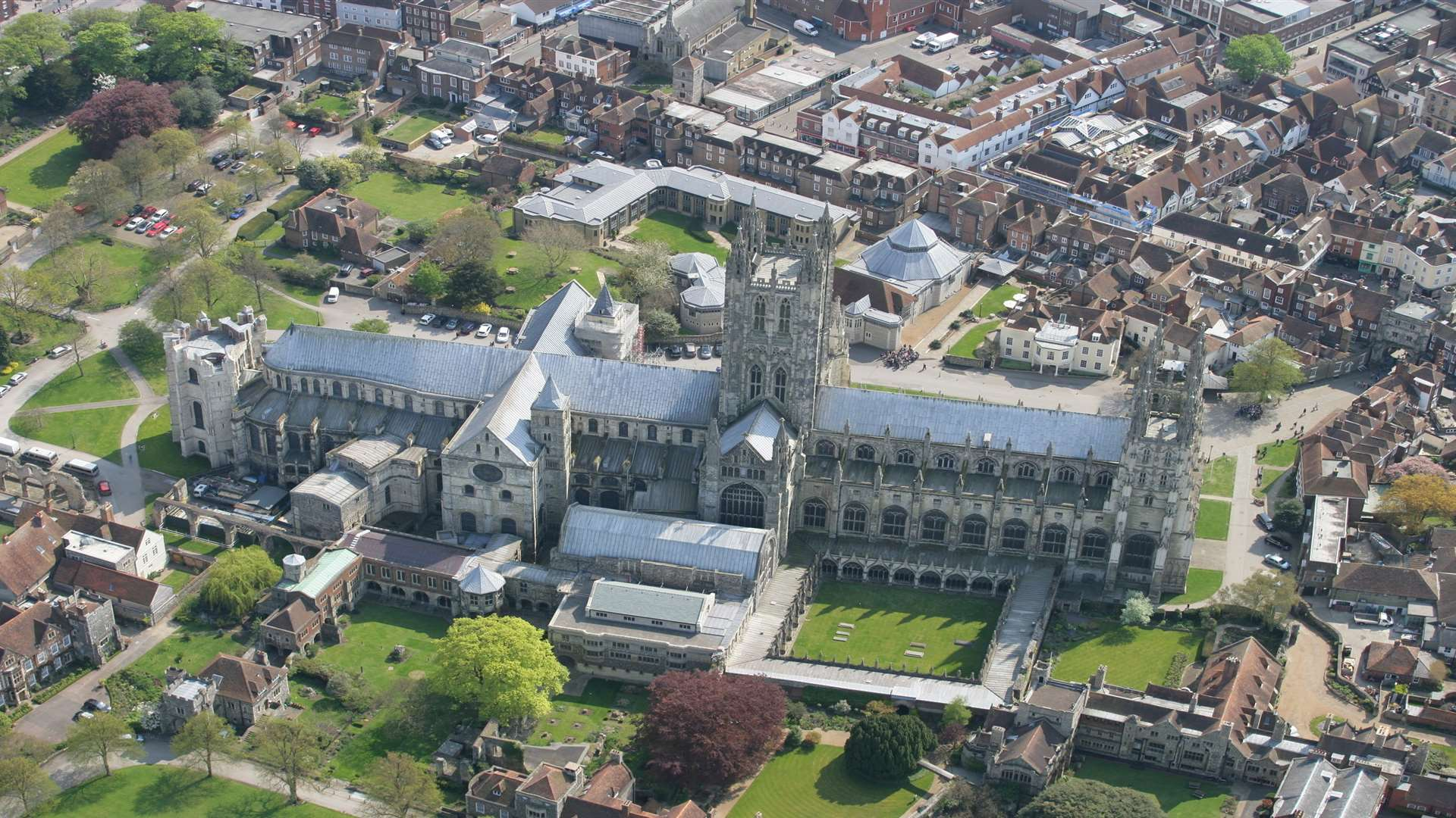 Canterbury is considering a bid to become the UK City of Culture 2025