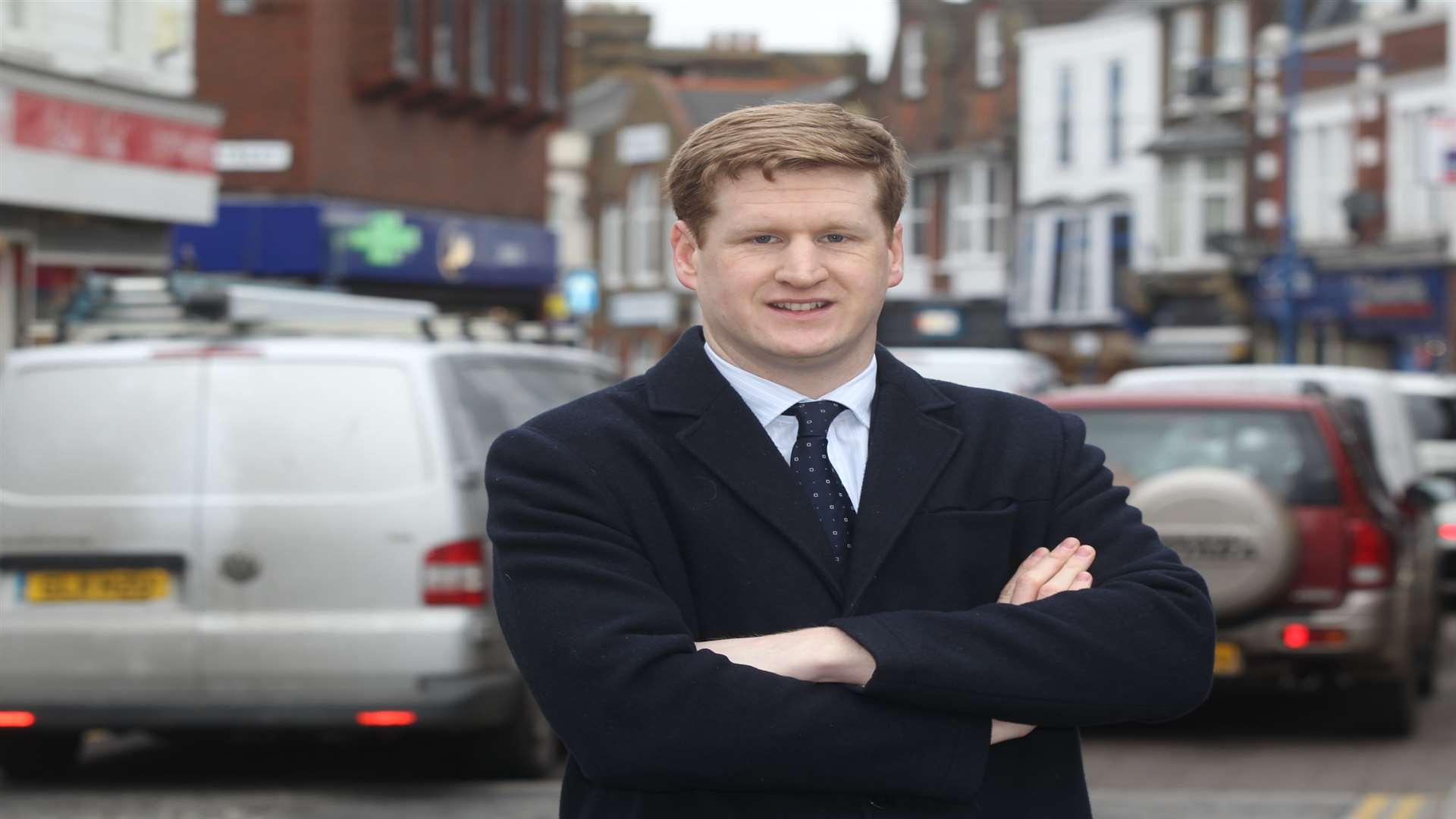 Matthew Scott, Kent's Police and Crime Commissioner