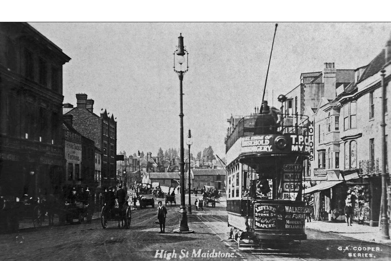 Maidstone during the First World War