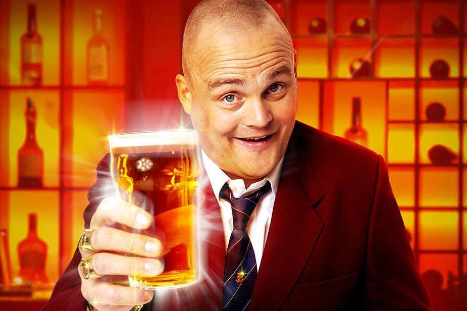 The Pub Landlord will be toasting two Kent dates this autumn