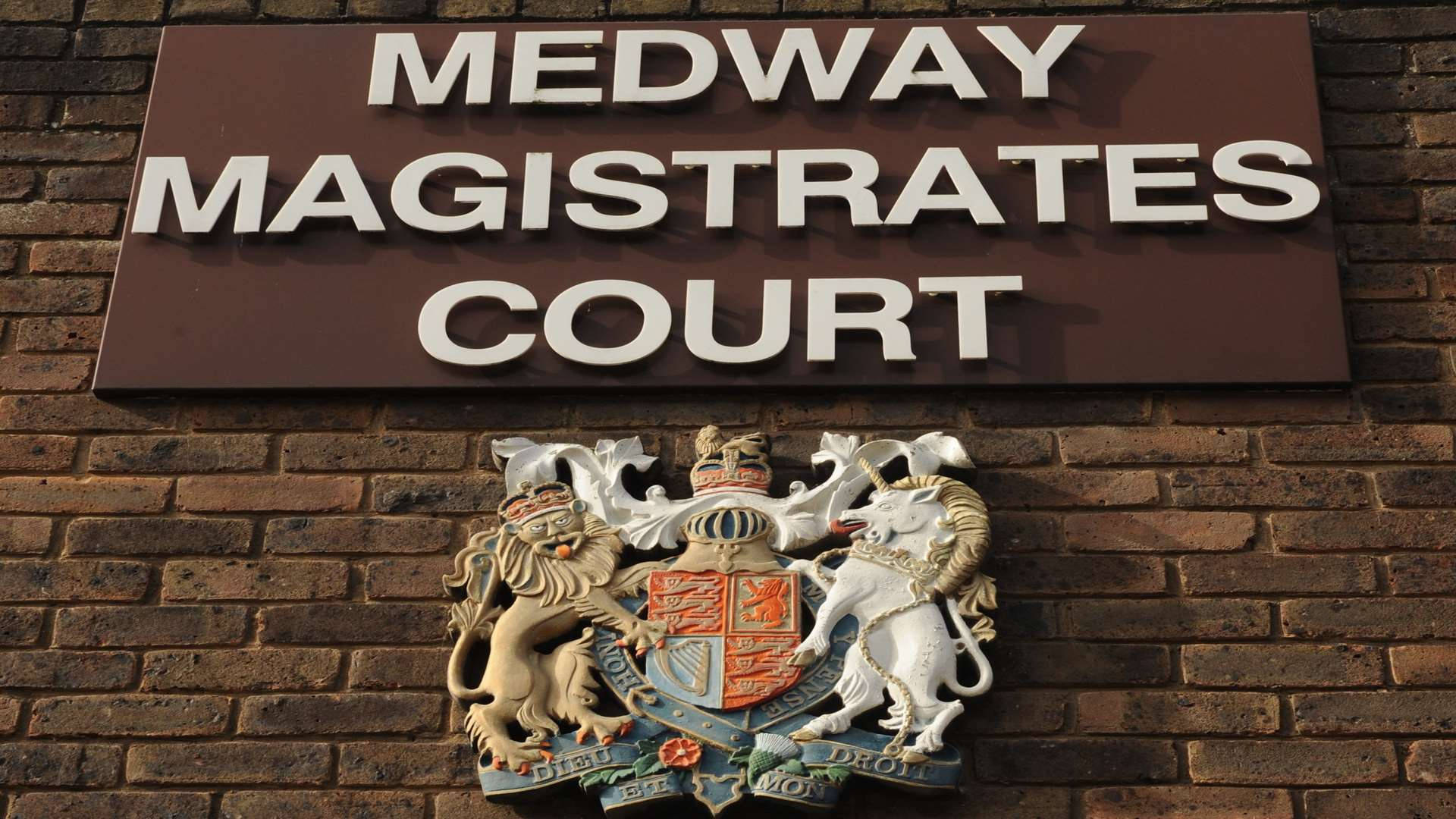 The case was heard at Medway Magistrates Court