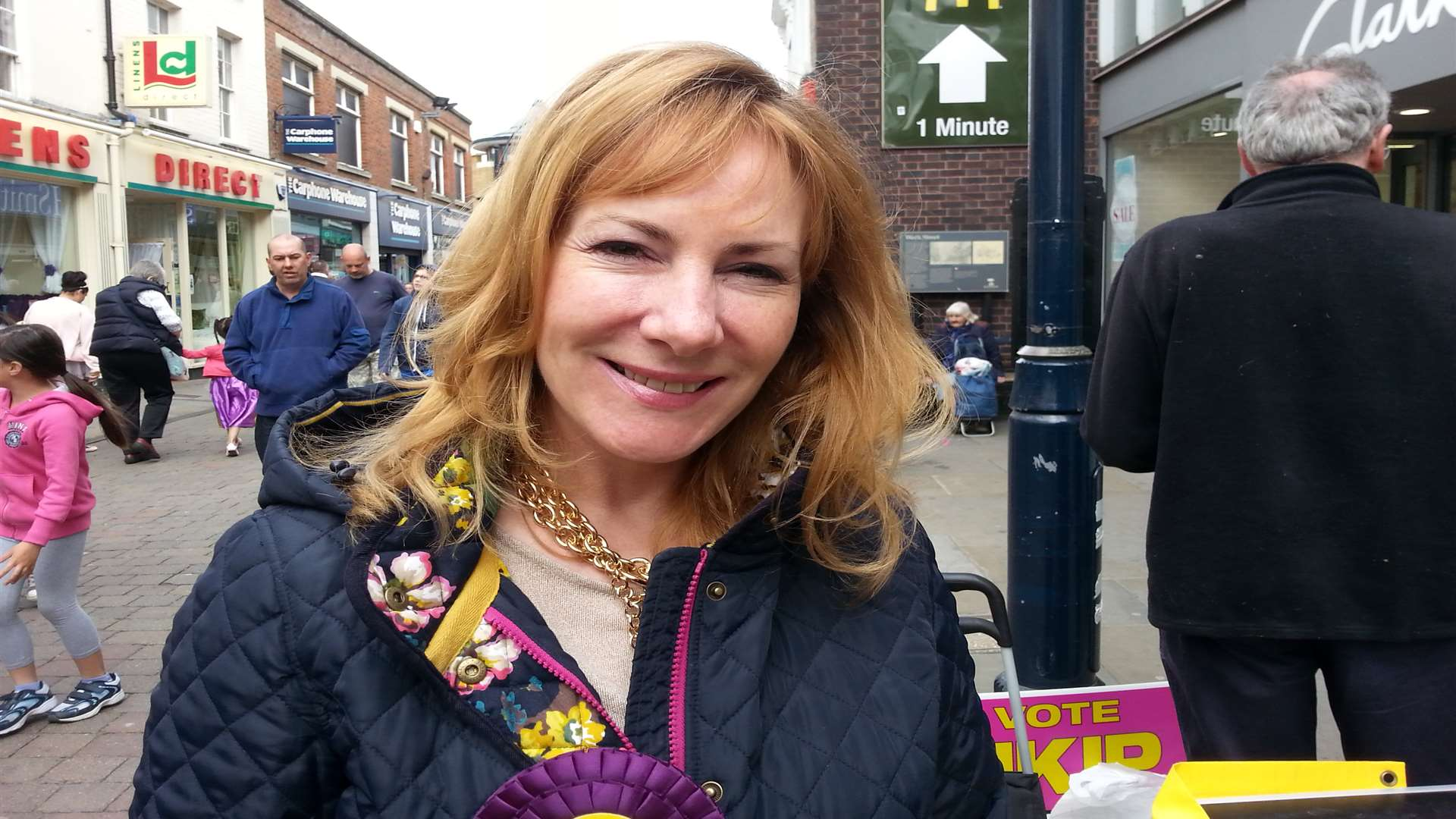 Janice Atkinson has been expelled from Ukip