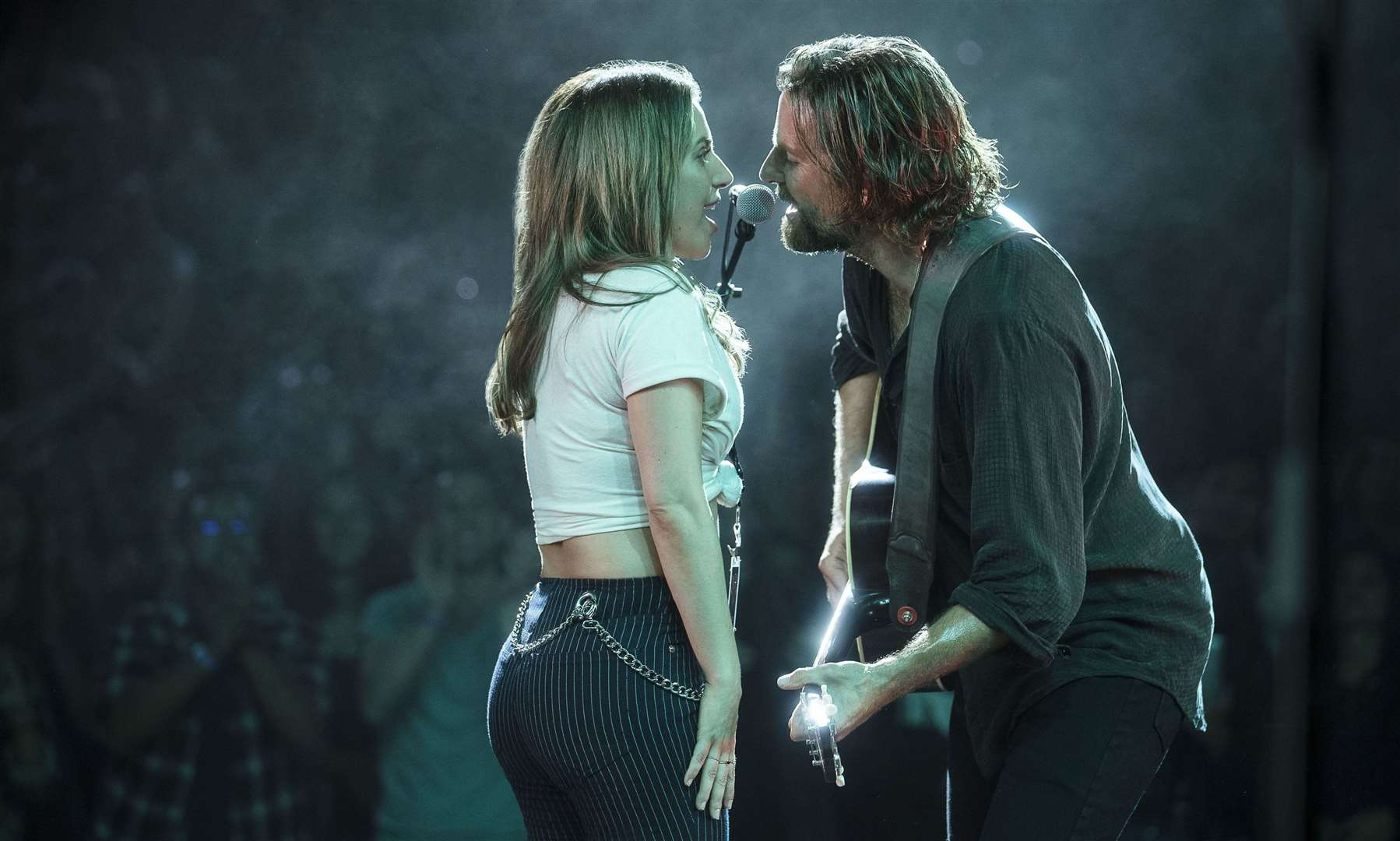 Lukas Nelson & Promise of the Real, who recently collaborated with Lady Gaga and Bradley Cooper for the multi-award winning A Star is Born soundtrack for their blockbusting film will be at the festival Picture: Warner Bros. Entertainment Inc./Clay Enos