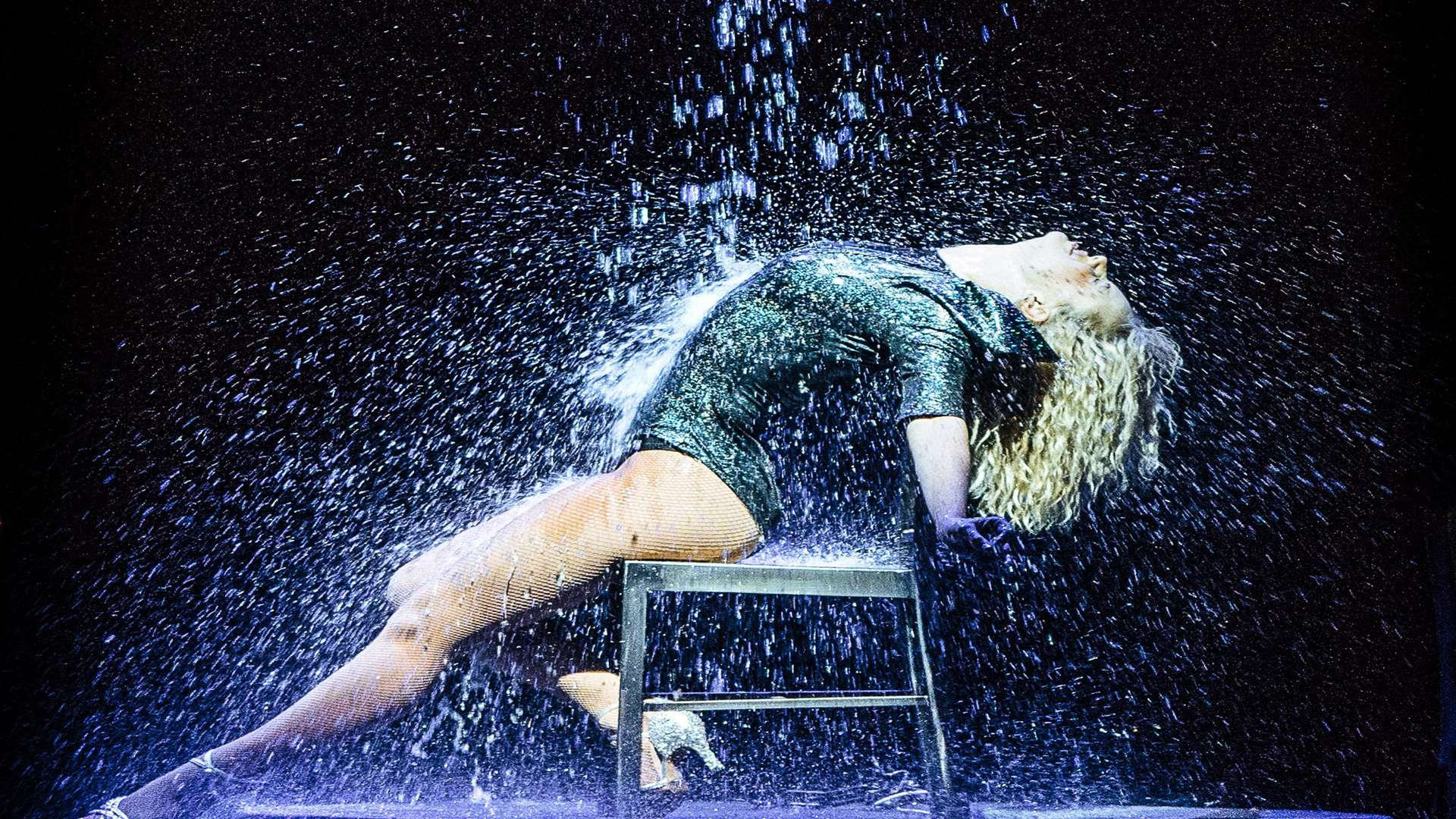 Strictly's Joanne Clifton in Flashdance the Musical