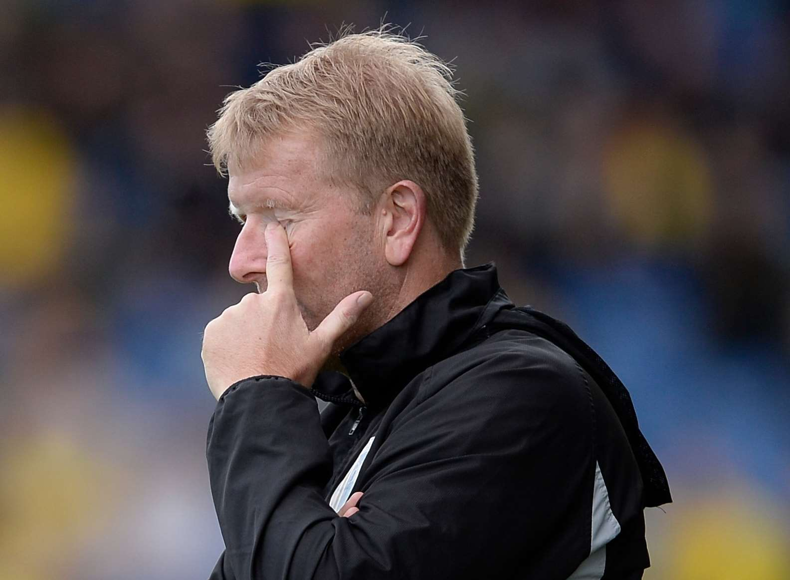 Gillingham have sacked head coach Ady Pennock. Picture: Ady Kerry
