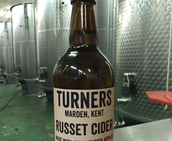 Turners Cider from Marden
