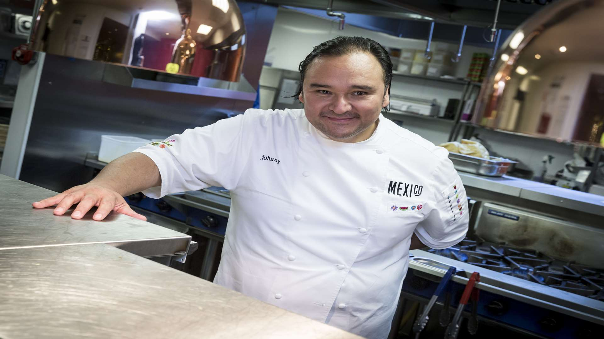 Johnny Hernandez, the US chef behind MEXico in Maidstone