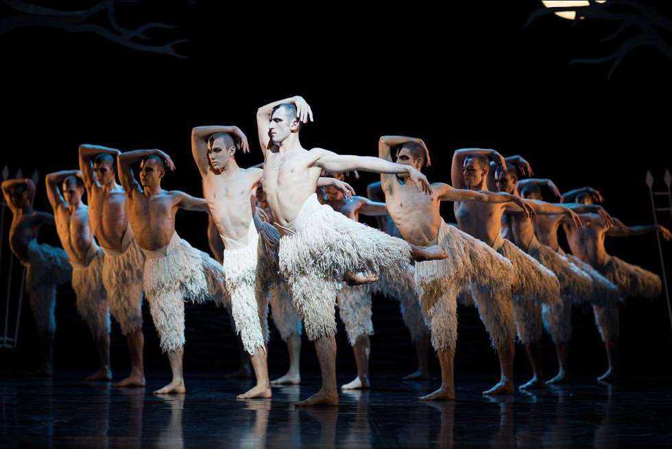 Matthew Bourne's Swan Lake has become a modern classic