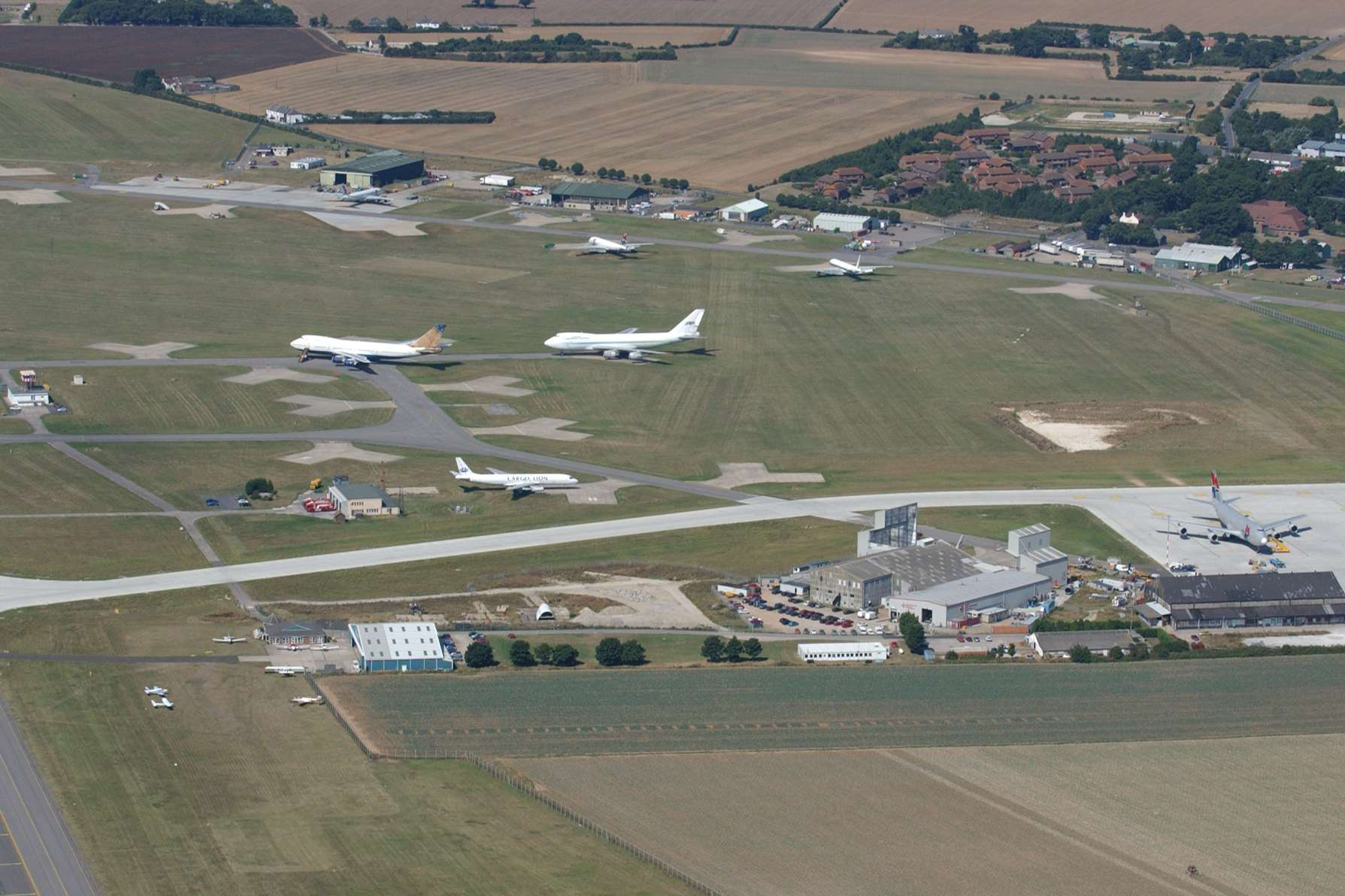 One Year On The Battle Over The Future Of Manston Airport