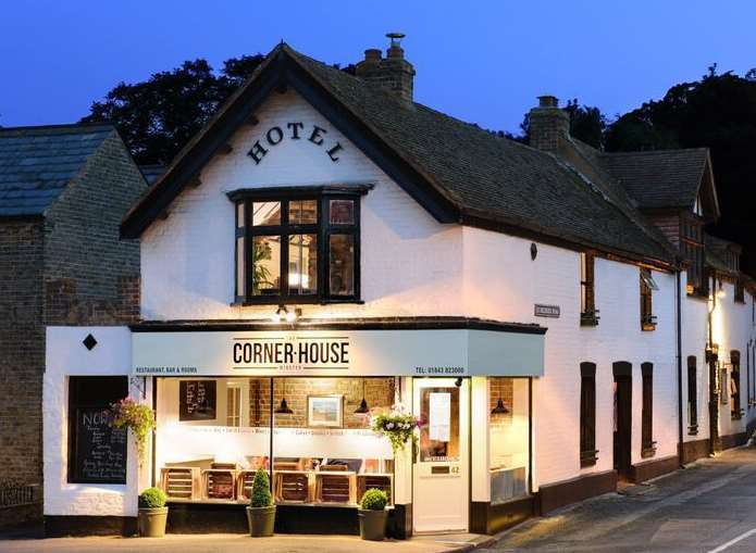 The Corner House in Minster