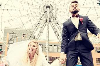 Couples can get married at Dreamland, in Margate