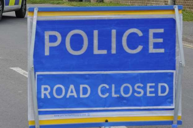The M2 exit at J6 onto the A251 near Faversham is closed due to a crash closing the A251.