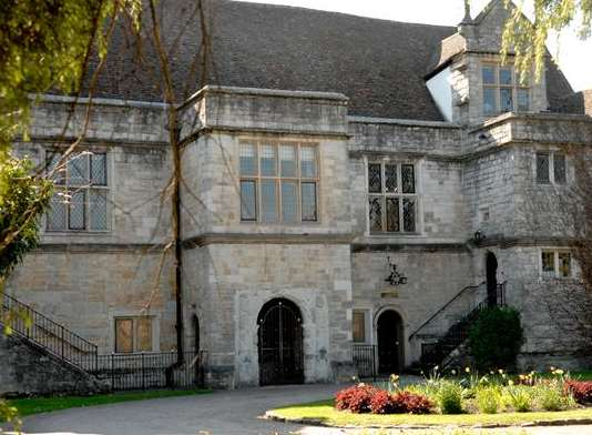 The inquest was held at Archbishop's Palace in Maidstone