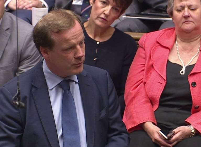 Dover MP Charlie Elphicke