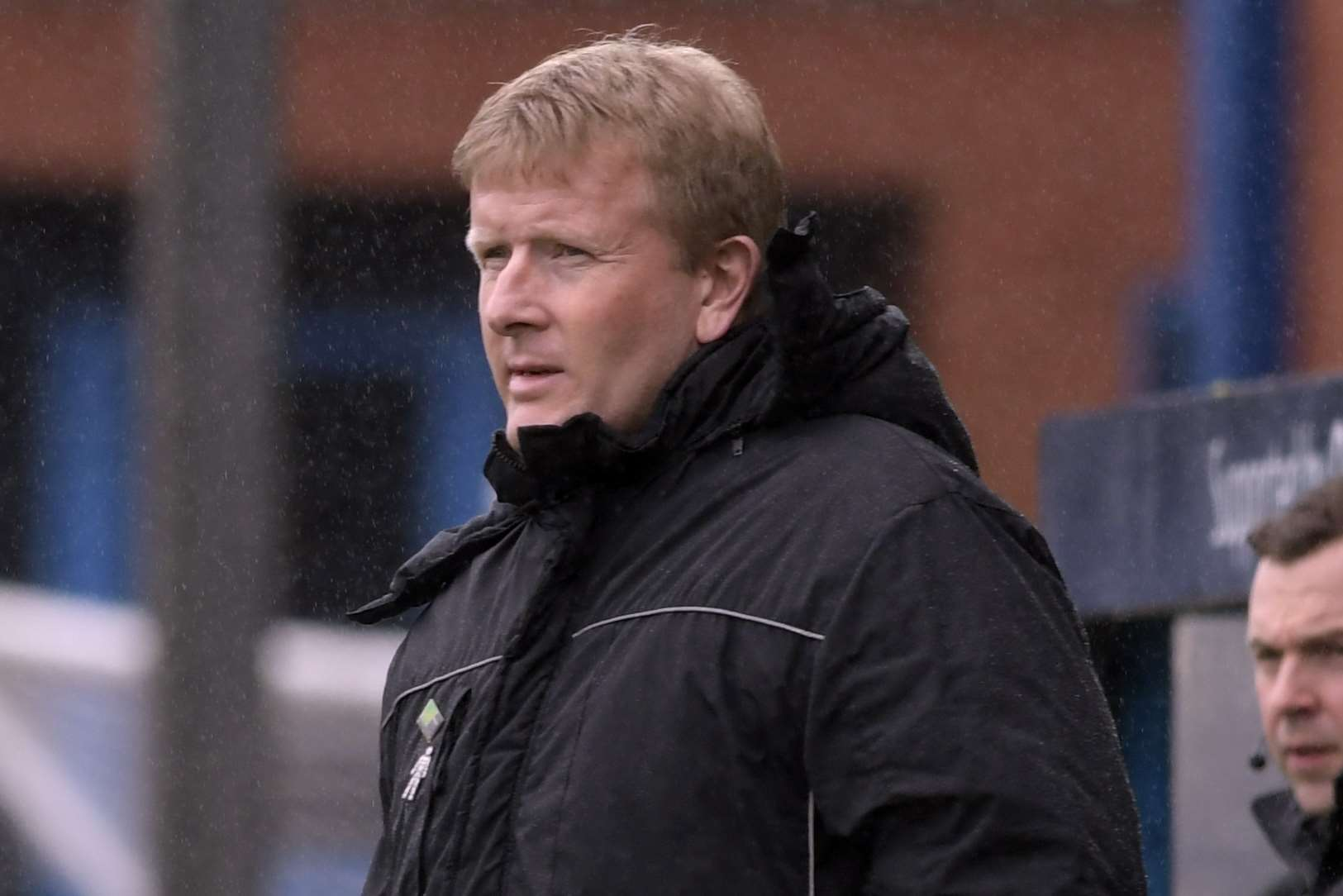 Ady Pennock pulled no punches after Saturday's thrashing Picture: Barry Goodwin