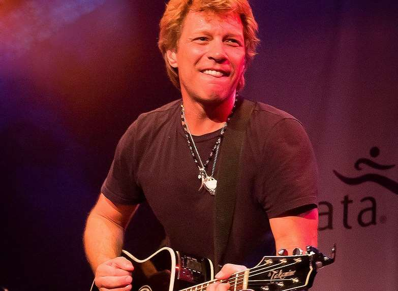 Jon Bon Jovi music has been tormenting care home residents