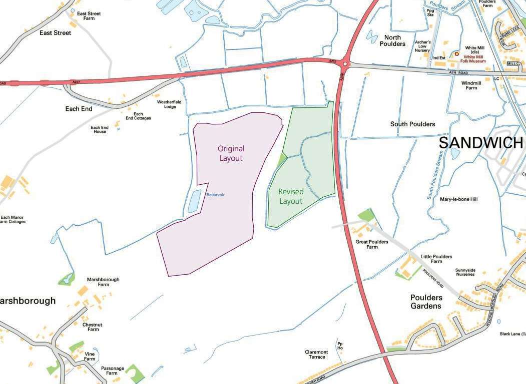 Farmland Near Sandwich Could Be Home To A Solar Panel