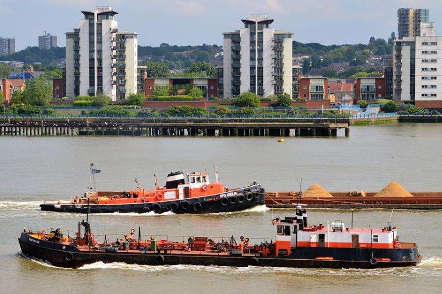 GPS Marine is based in Upnor