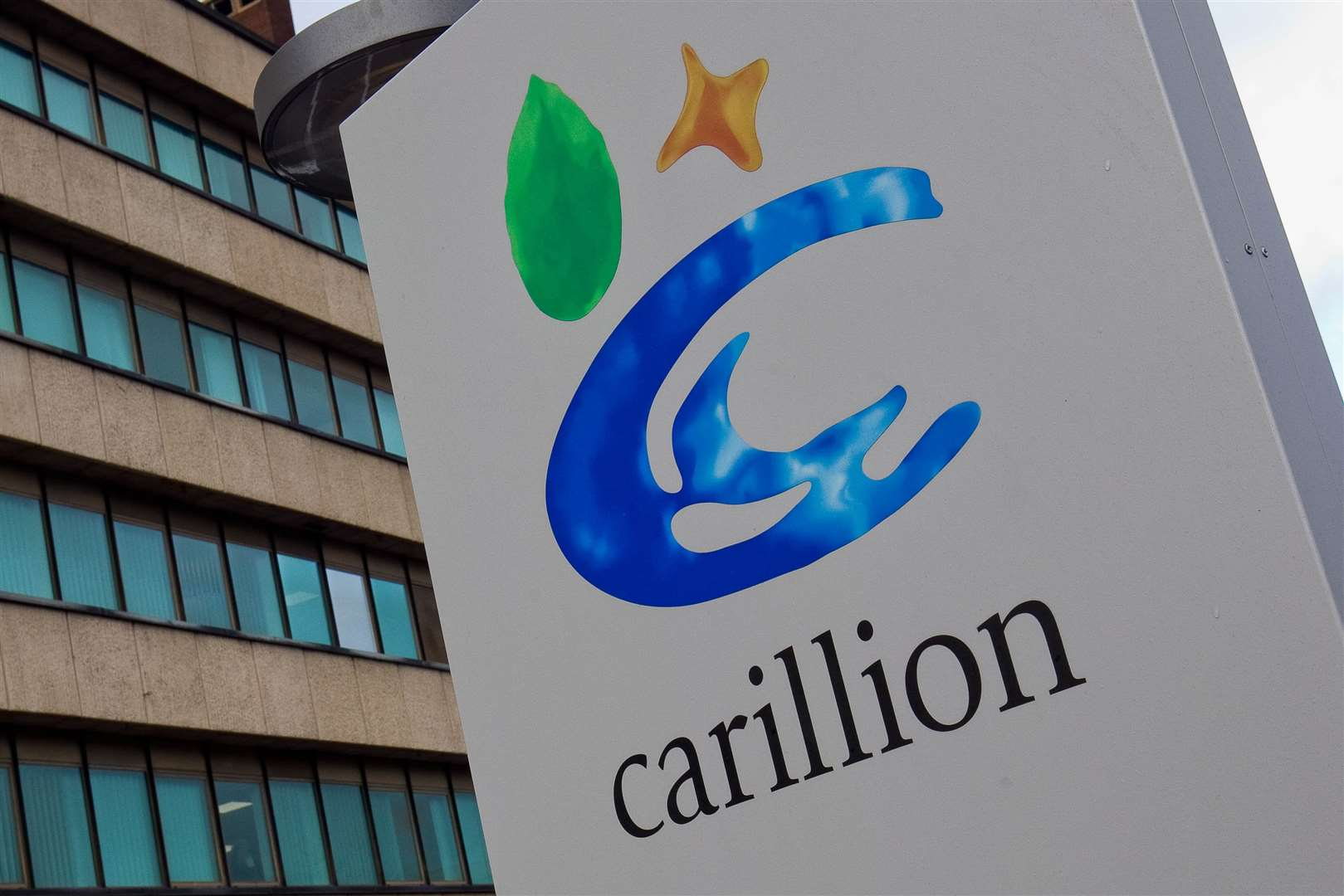 "Carillion work at prison a ""total disaster"" Picture: SWNS"
